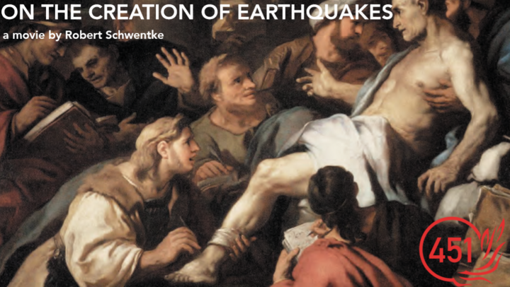 """Seneca – On the Creation of Earthquakes"""